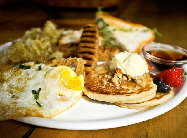 Best brunch places in berlin for Best brunch menu