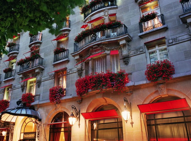 Best Paris Honeymoon Hotels - Hotel Plaza Athenee