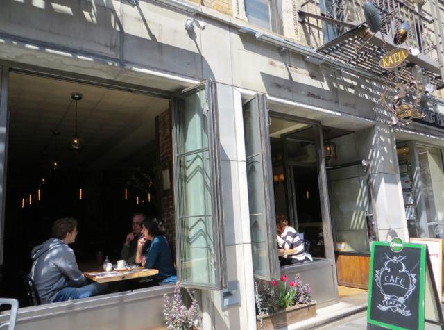 Cafe Katja Nyc Restaurant