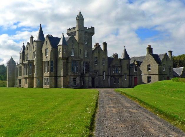 Best Castle Hotels In Scotland