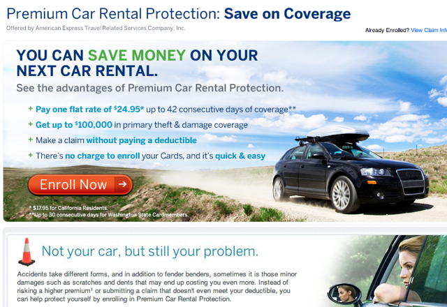 Car Rental Liability Coverage Canada