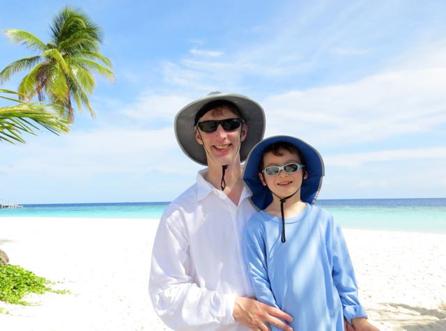 Park Hyatt Maldives Review - Enjoying the Beautiful Beach