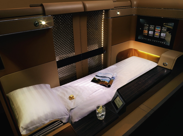 Best Ways to Use SPG Points - Etihad First Class Suite
