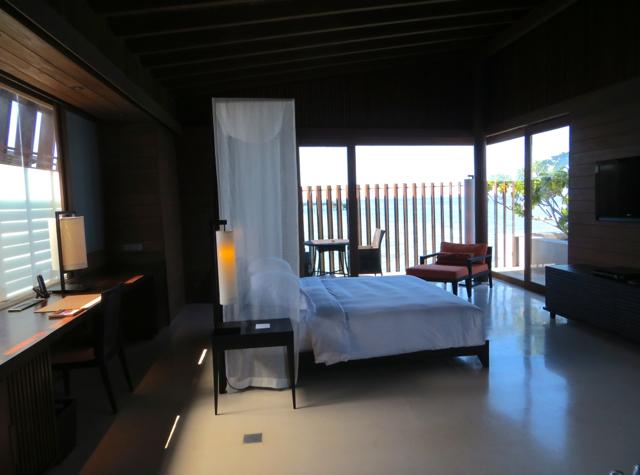 Park Hyatt Maldives Water Villa Review - Bedroom