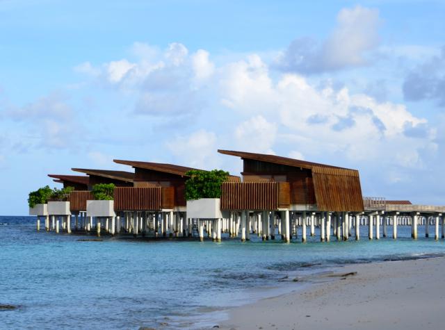 Park Hyatt Maldives Water Villa Review - Water Villas
