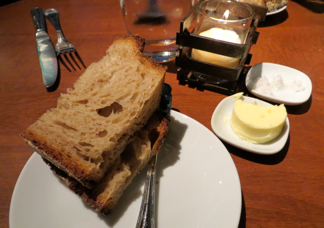 Gramercy Tavern NYC Restaurant Review - Fresh Bread and Butter
