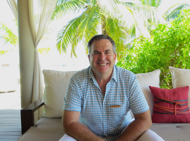 Park Hyatt Maldives-Interview with General Manager Julian Moore