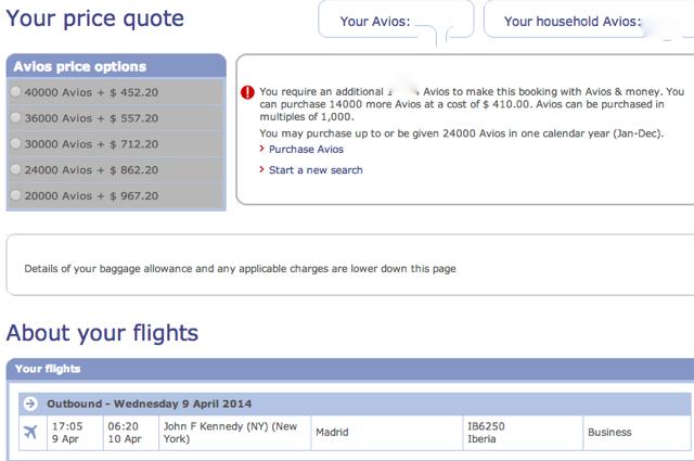 How to Transfer British Airways Avios to Iberia Plus to Avoid British Airways Fuel Surcharges