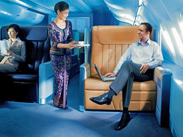 Best Way to Use Lufthansa Miles and More Award Chart - Singapore Business Class to Asia