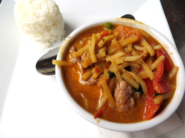 Red Curry Eat Authentic Thai Kitchen Nyc