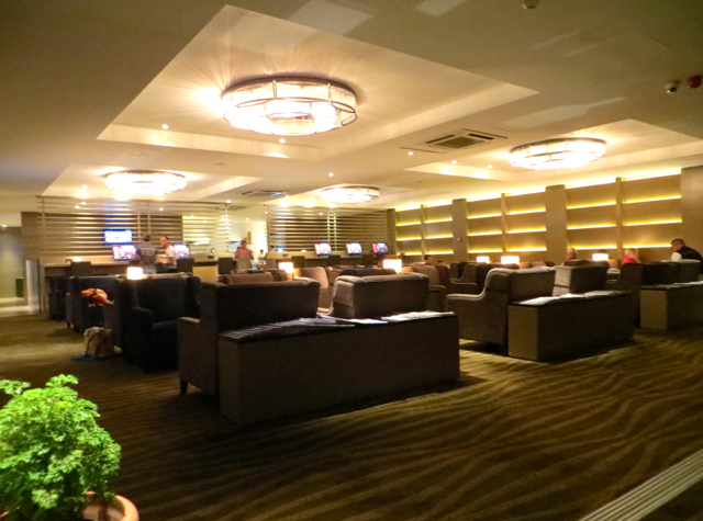 Plaza Premium Lounge Review, Male Airport - Seating