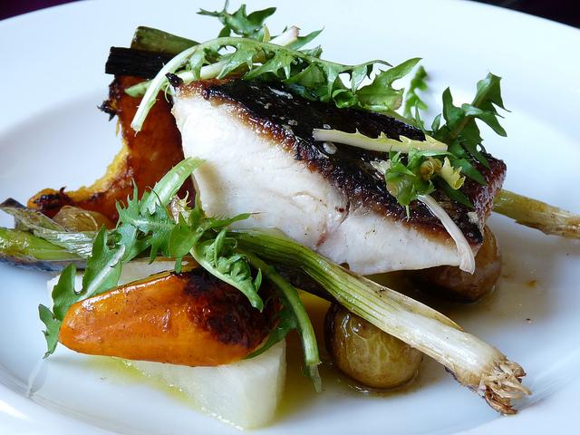 Top Paris Restaurants Open in August - Le Galopin