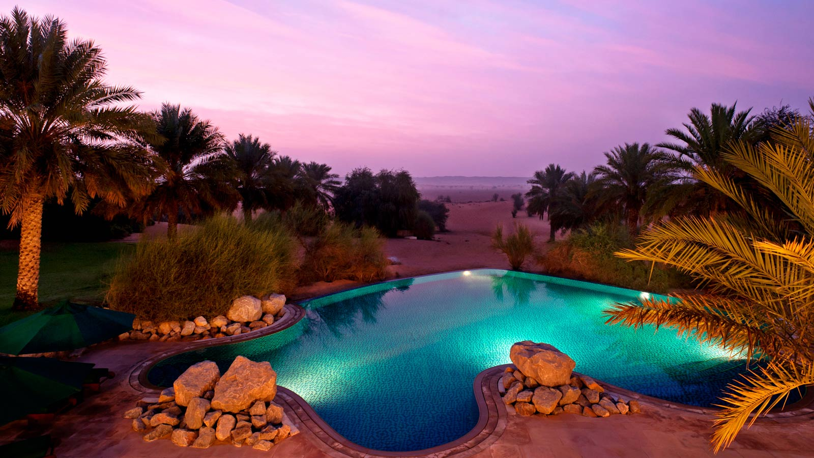 Starwood Luxury Privileges - Al Maha Desert Resort and Spa