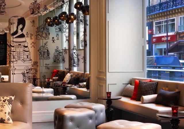 W Paris Opera: 3rd Night Free + Luxury Privileges Benefits