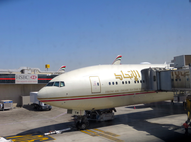 Etihad First Class Review: Abu Dhabi to New York