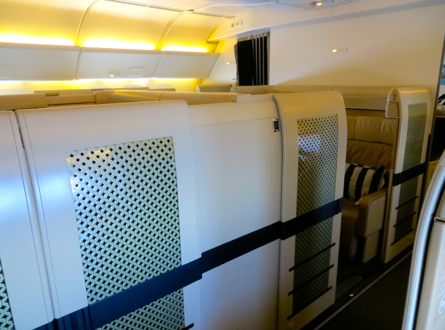 Etihad First Class Review: Abu Dhabi to NYC