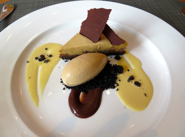 Boulud Sud NYC Restaurant Review - Dessert