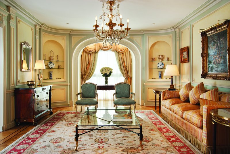 Virtuoso Confirmed Upgrade When Booking the Alvear Palace, Buenos Aires