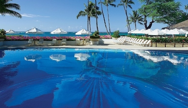 Virtuoso Confirmed Upgrade when Booking the Halekulani, Hawaii
