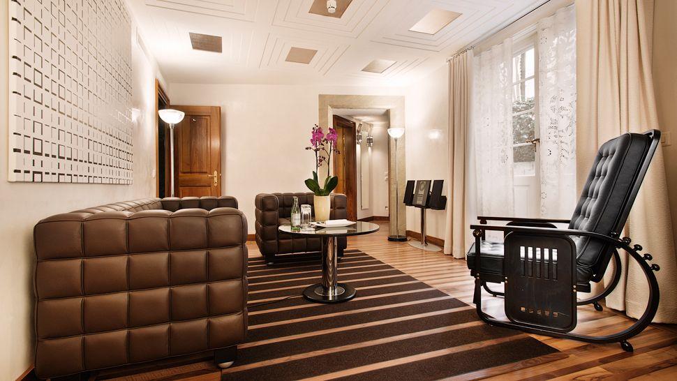 Virtuoso Confirmed Upgrade When Booking Widder Zurich