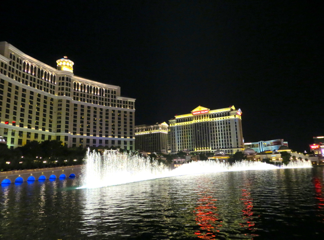 The Bellagio Las Vegas Hotel Review: Virtuoso Benefits and Earn Hyatt Points