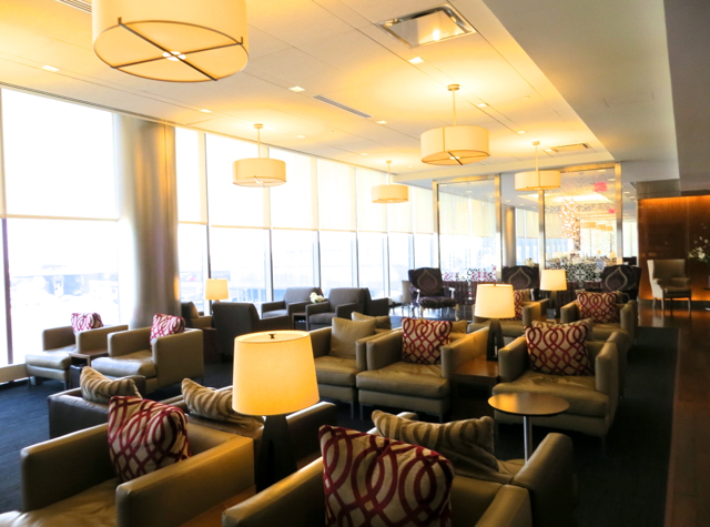 British Airways Galleries Lounge Review Newark