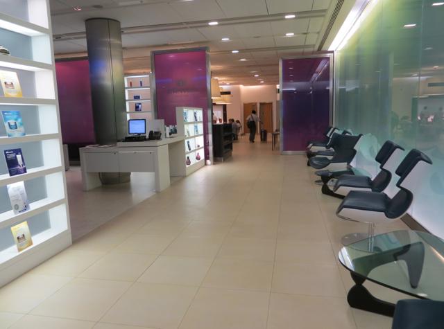 British Airways Galleries Arrivals Lounge - Elemis Spa