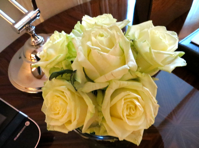 Corinthia Hotel London Review - Executive Room Roses