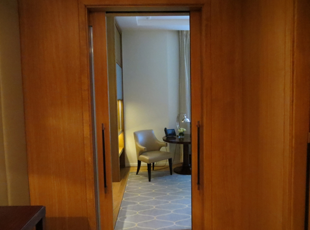 Corinthia Hotel London Hotel Review - Executive Room Entrance