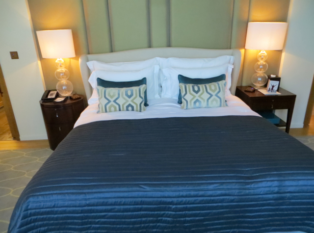 Corinthia Hotel London Review - Executive Room King Bed