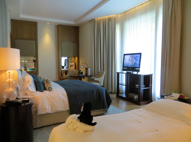Corinthia Hotel London Review - Executive Room with King Bed