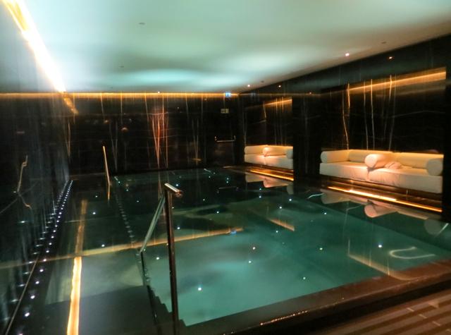 Corinthia Hotel London Review - Pool at ESPA Spa