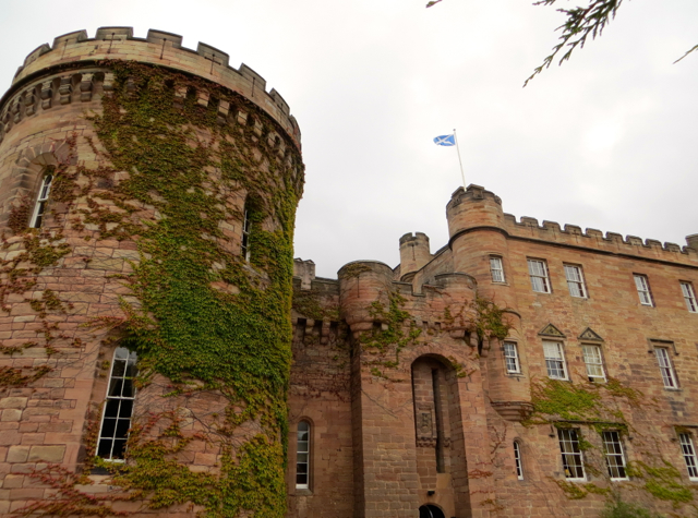 Dalhousie Castle Review, Bonnyrigg Scotland