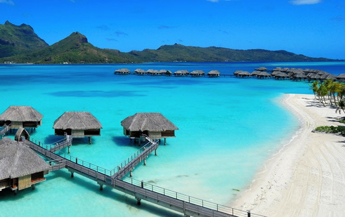 Four Seasons Preferred Partner - Bora Bora Fourth Night Free