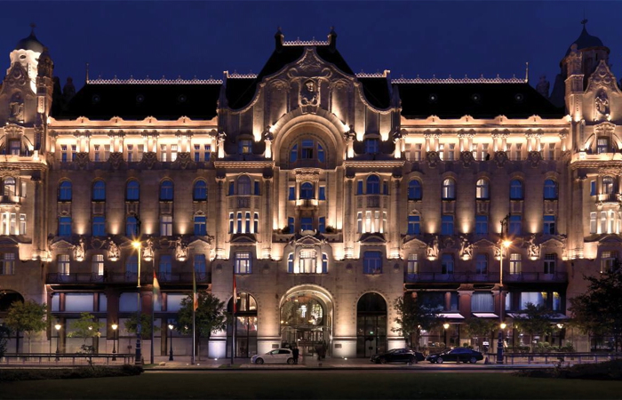 Four Seasons Preferred Partner - Budapest Third Night Free