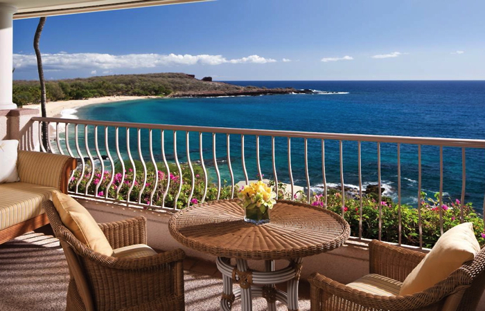 Four Seasons Preferred Partner - Lanai Manele Bay Fourth Night Free