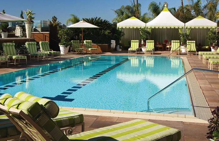Four Seasons Preferred Partner - Los Angeles Beverly Hills Third Night Free