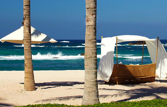 Four Seasons Preferred Partner Punta Mita Second Night Free