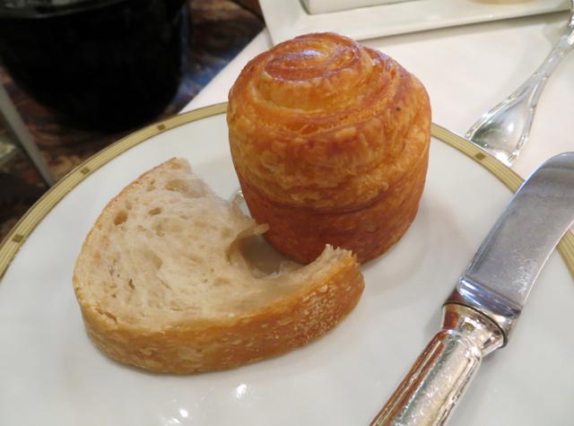 Le Cinq Four Seasons Paris Restaurant Review - Bread and Brioche