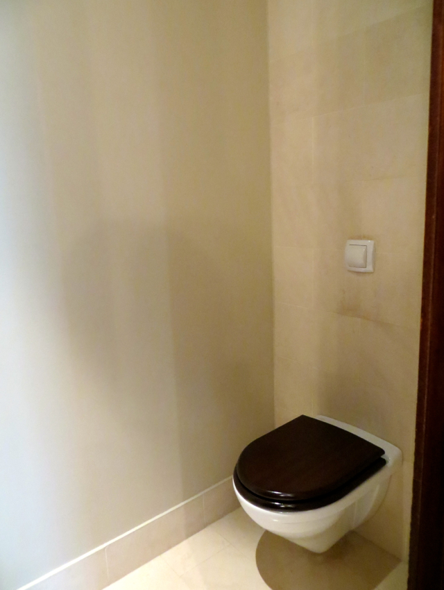 Park Hyatt Paris-Vendome Review - Toilet