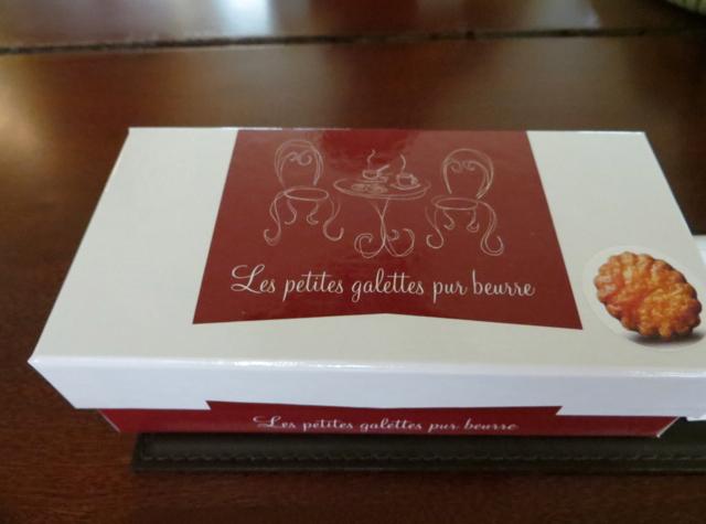 Park Hyatt Paris-Vendome Review - Butter Cookies Welcome Amenity