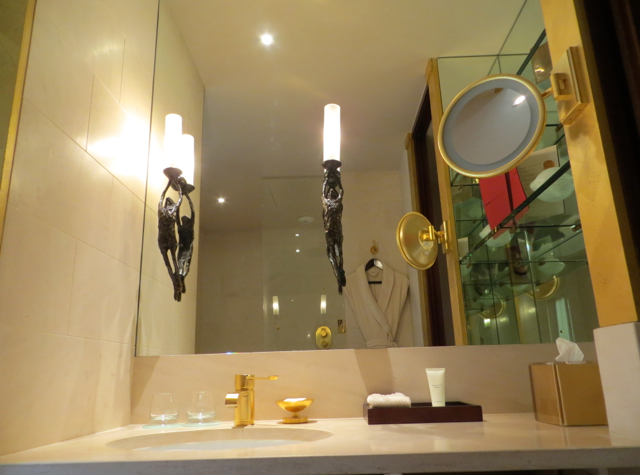 Park Hyatt Paris-Vendome Review-Bathroom Sink