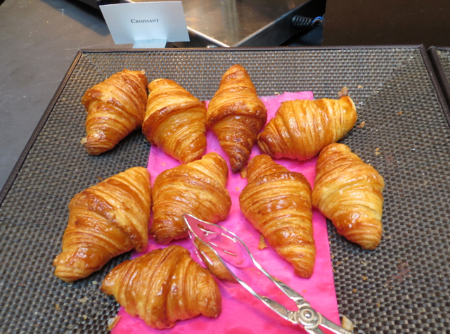 Park Hyatt Paris Breakfast Buffet Review - Croissants