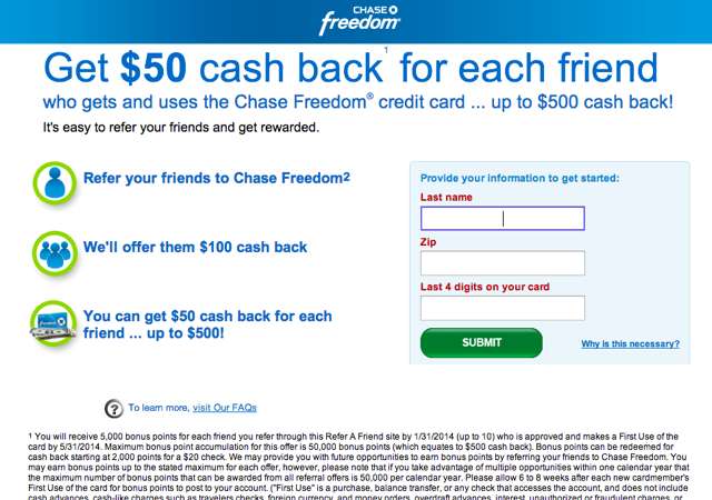Chase Sapphire Preferred: Refer Friends for Up to 50,000 Bonus Points