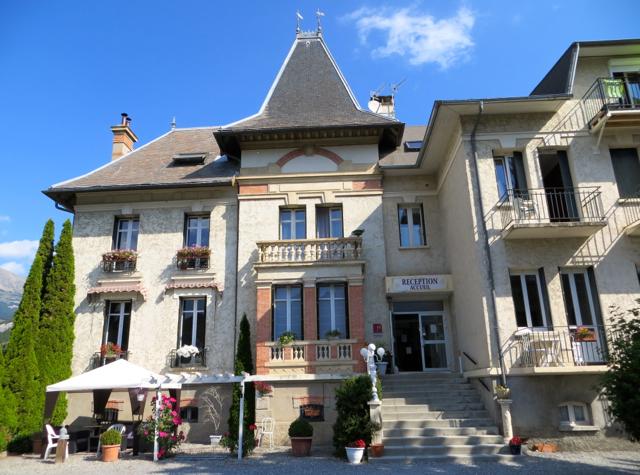 La Grande Eperviere Barcelonnette France Hotel Review