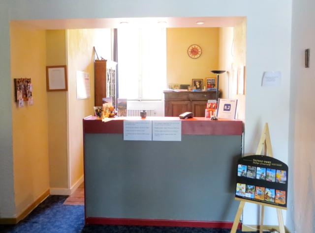 La Grande Eperviere Barcelonnette Hotel Review, Reception