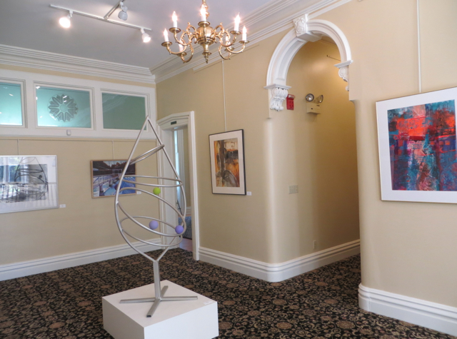 What to Do in Lockport, NY - Kenan Center Art Exhibit
