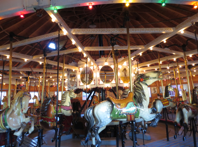 What to Do in North Tonawanda - Herschell Carrousel Factory-Vintage Carousel