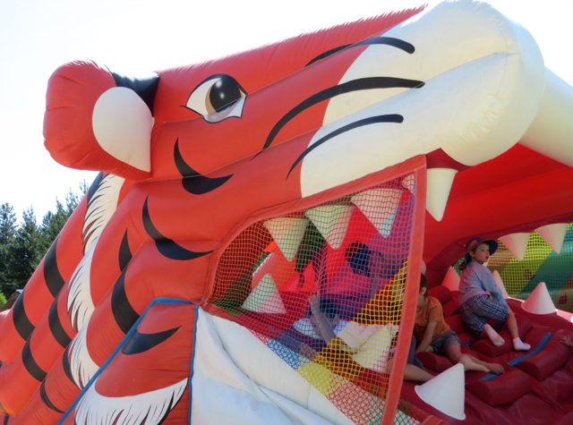 Things to Do in Barcelonnette, France with Kids - Inflated Tiger