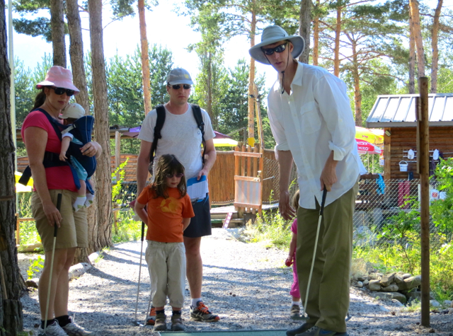 Things to Do in Barcelonnette, France with Kids - Mini Golf